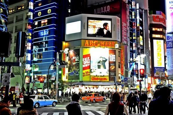 Лучшие места для шопинга в мире: Синдзюку одори, Токио