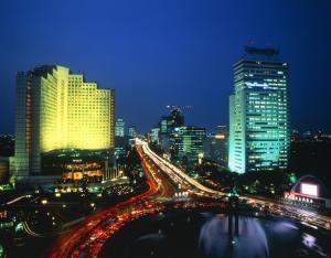Джакарта-столица Индонезии