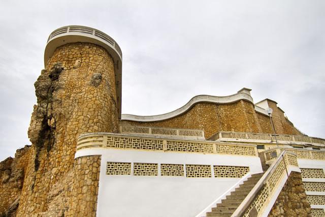 Древняя крепость в Портимао