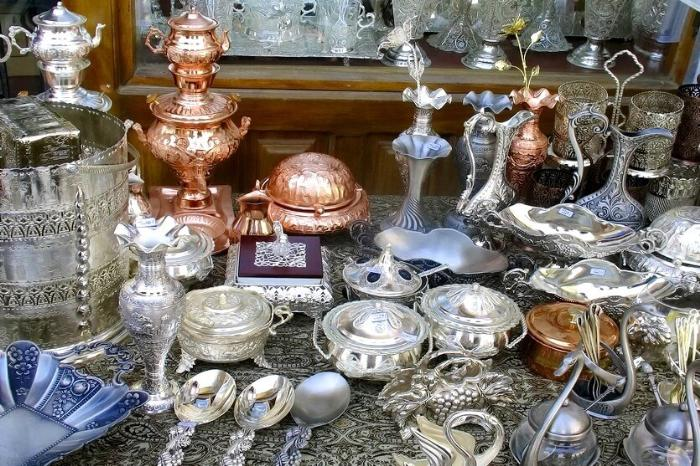 сувениры в иране