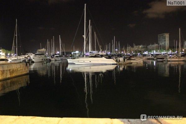 Порт г. Аликанте
