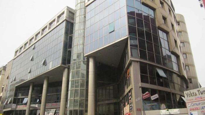 Здание торгового центра в Трабзоне