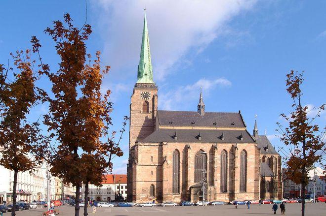 Собор Святого Варфоломея, Пльзень