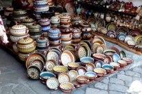 Сувениры в Софии - керамика