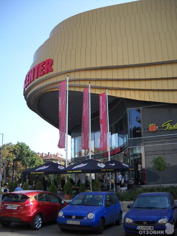 Торговый центр SERDIKA CENTR (София, Болгария)