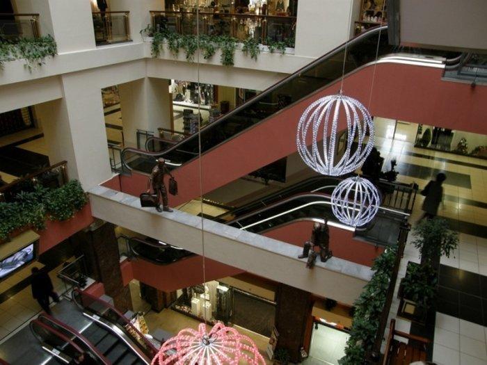Торговый центр ЦУМ в Софии