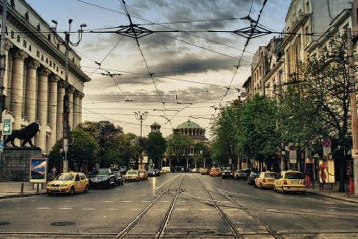 Шоппинг в Софии