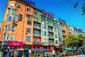 Магазины на бульваре Витоша