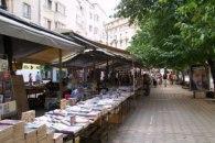 Букинистический рынок в Софии