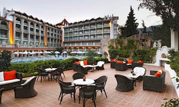 Отели и гостиницы в Ичмелер в Турции