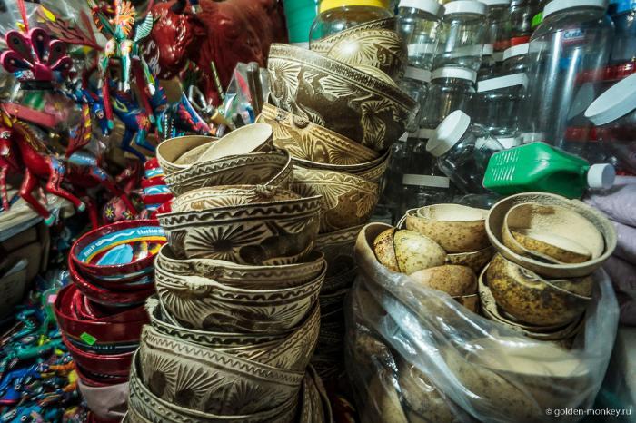 Мексика, сувениры