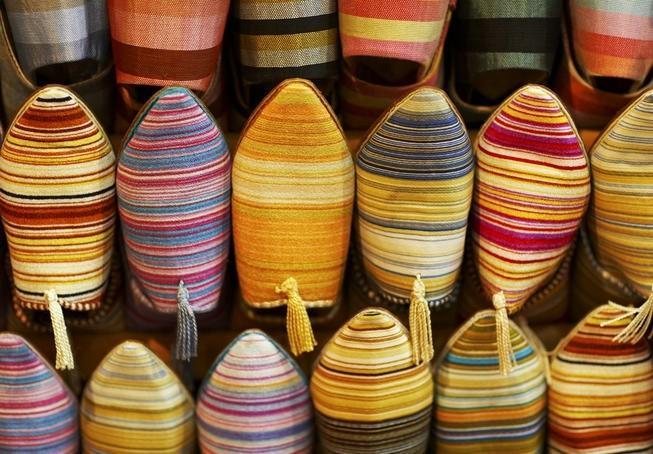 фото: Шоппинг в Марокко