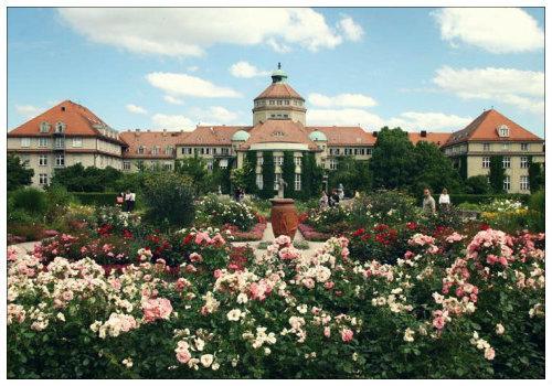 Мюнхен в апреле