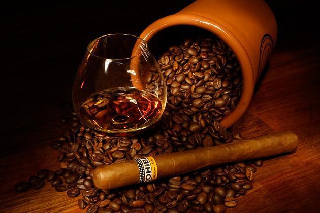 доминиканские сигары, ром и кофе - это национальные сувениры