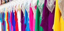 Текстильный рынок Дубая