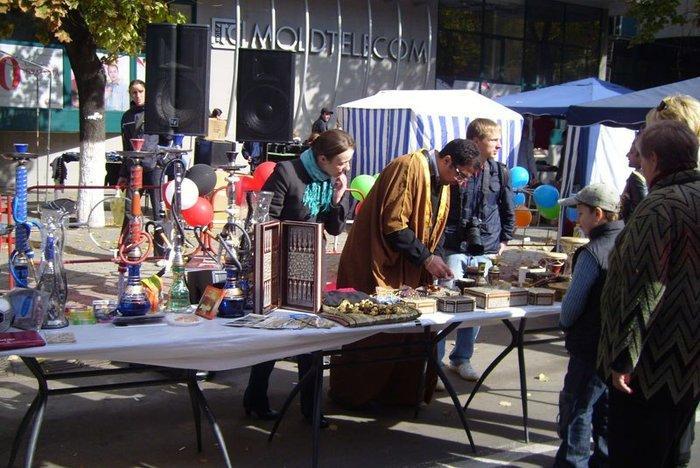 Сувениры в Молдове