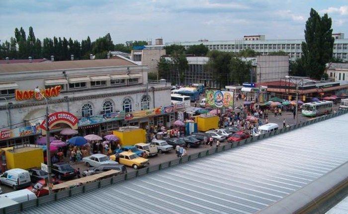 Рынки Кишинева