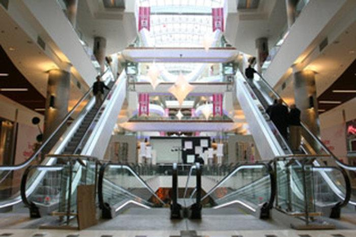В ТРЦ Shopping Malldova