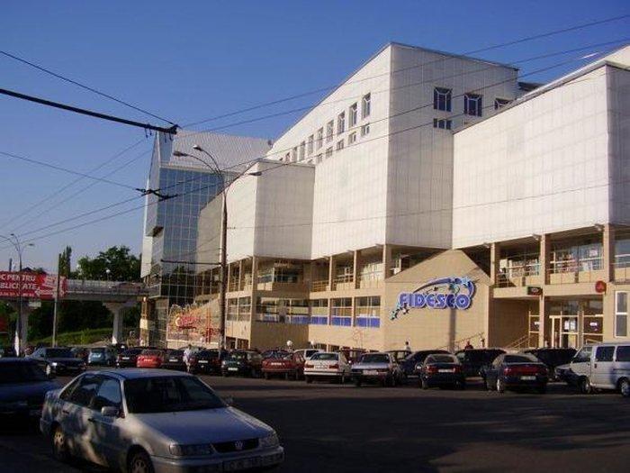 ТРЦ Jumbo в Кишиневе