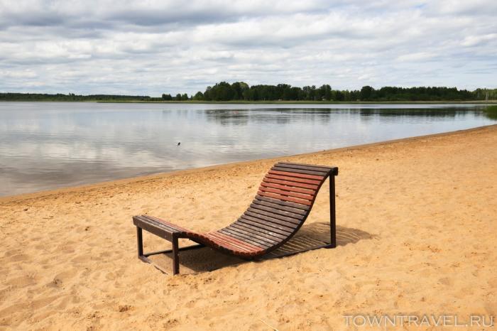 039 - пляж в Выру