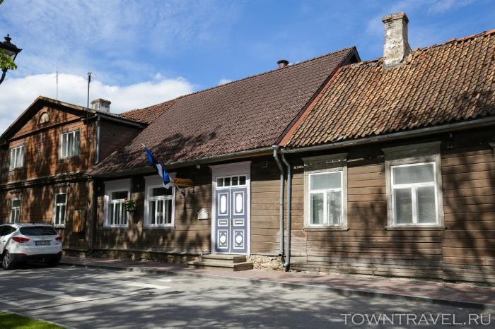 029 - кафе Екатерина в Выру