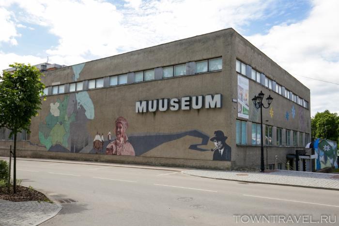 035 - музей Выру