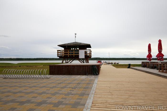 062 - спасательный пост, пляж, Выру