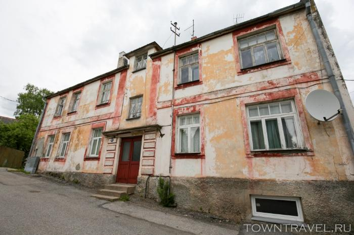 089 - жилые дома Выру