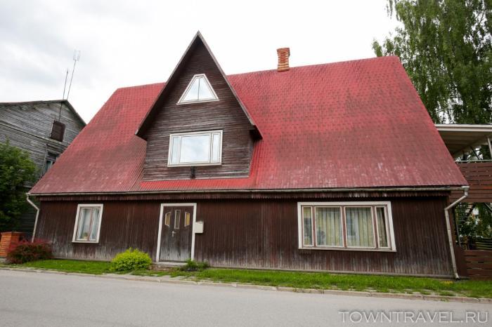 086 - жилые дома Выру