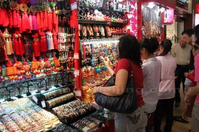 Shopping in Shanghai