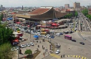 Центральный рынок Еревана — Ташир
