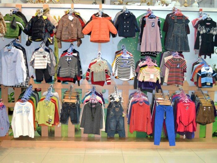 Магазин детских товаров Baby city