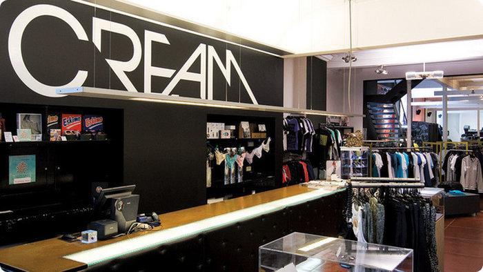 Мультибрендовый магазин Cream-Shop