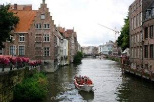 Гент- каналы города