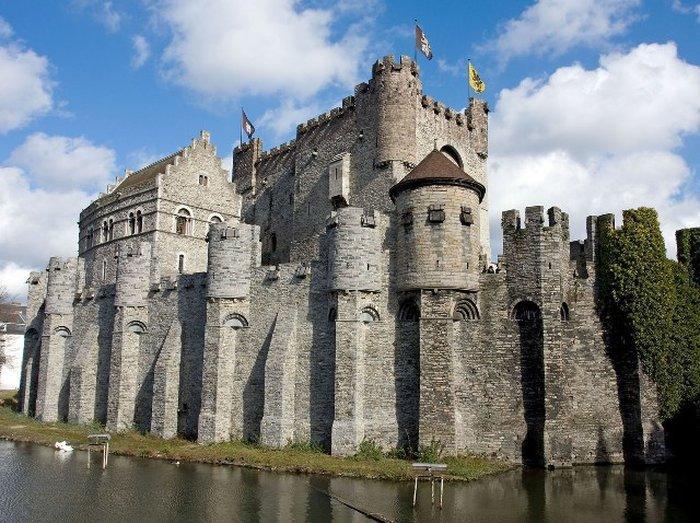 Замок Гравенштейн (Gravensteen Castle)