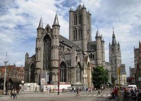 Кафедральный Собор Св. Бавона (Saint Bavo Cathedral)