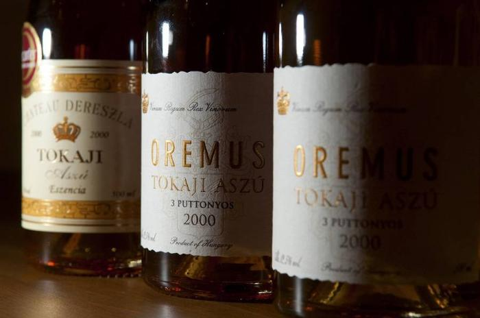 Обязательно продегустировать и купить токайские вина