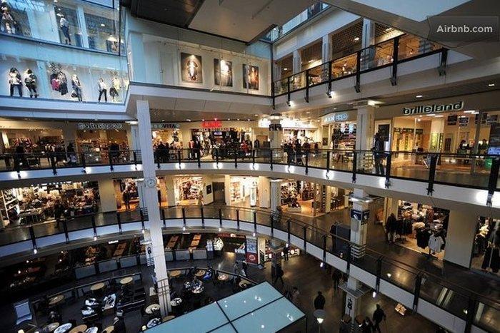 Торговый центр OsloCiti