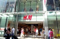 Район Майорстюен - H&M