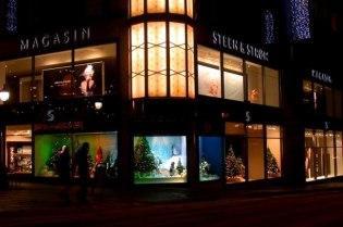 Осло - торговый центр Steen&Strom