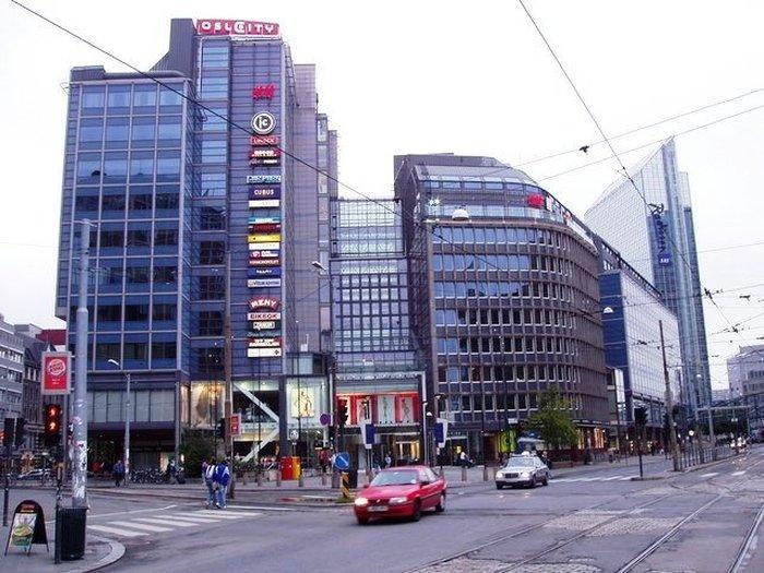 Торговые центры Осло