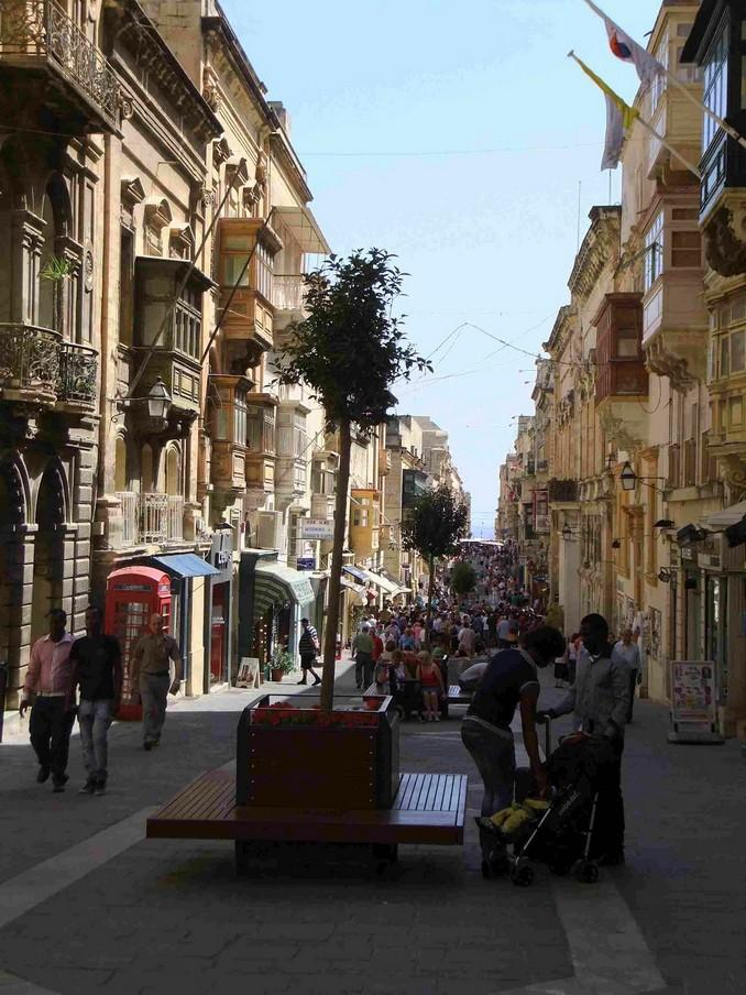 фото: Шоппинг на Мальте