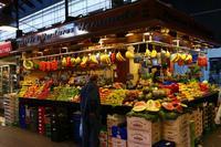 Фруктовое изобилие на барселонских рынках