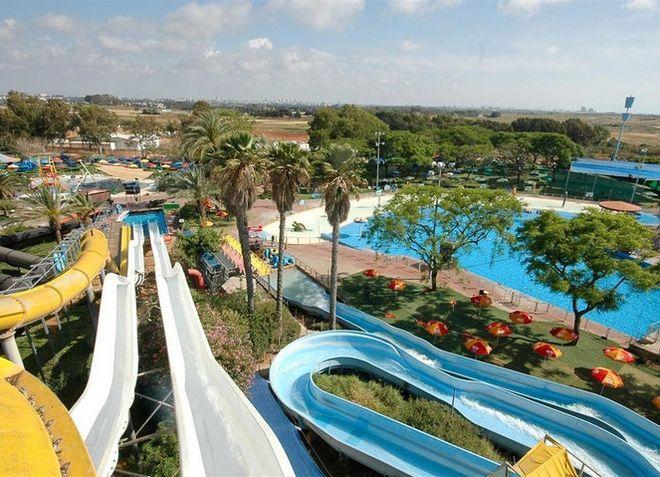 Водный парк Шфаим