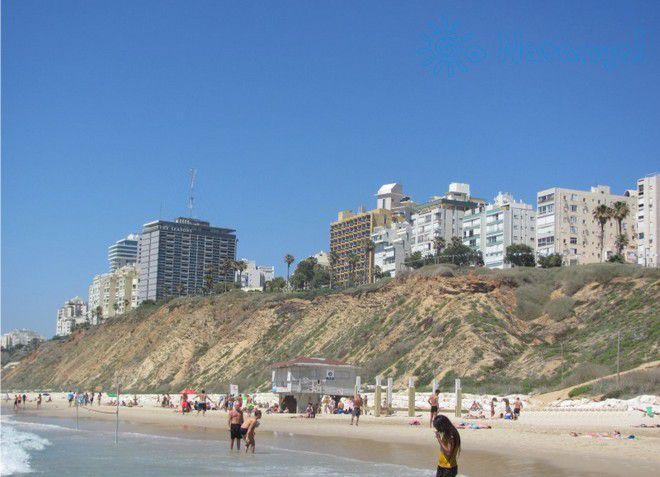 Пляж Герцель