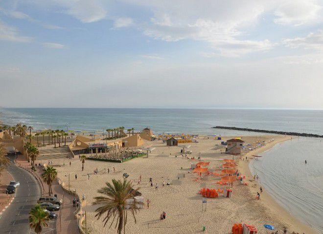 Пляж Сиронит