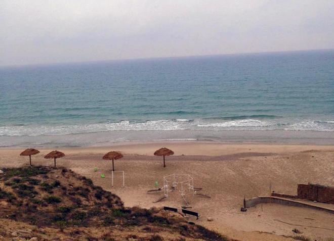 Пляж Аргаман