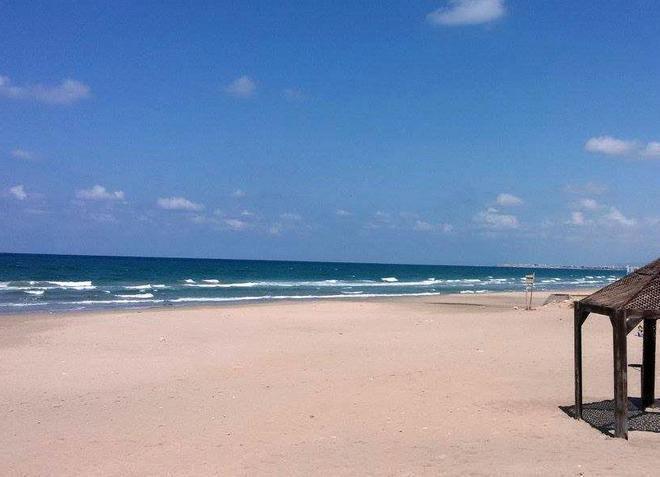 Пляж Цанз
