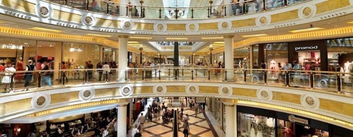 Торговые центры в Риме, Италия