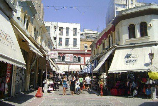 Рынок пользуется особой популярностью среди любителей шоппинга